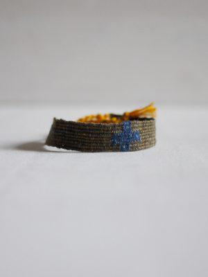 Bracelets LOOM - Design textile by Myriam Balaÿ myriam-balay-cross-48-300x400 eShop