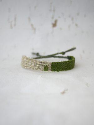 Bracelets LOOM - Design textile by Myriam Balaÿ myriam-balay-bracelet-94K-1-300x400 eShop