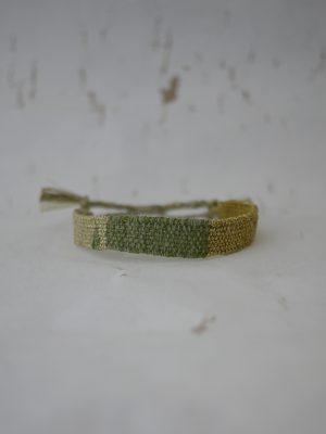 Bracelets LOOM - Design textile by Myriam Balaÿ myriam-balay-bracelet-96K-3-300x400 eShop