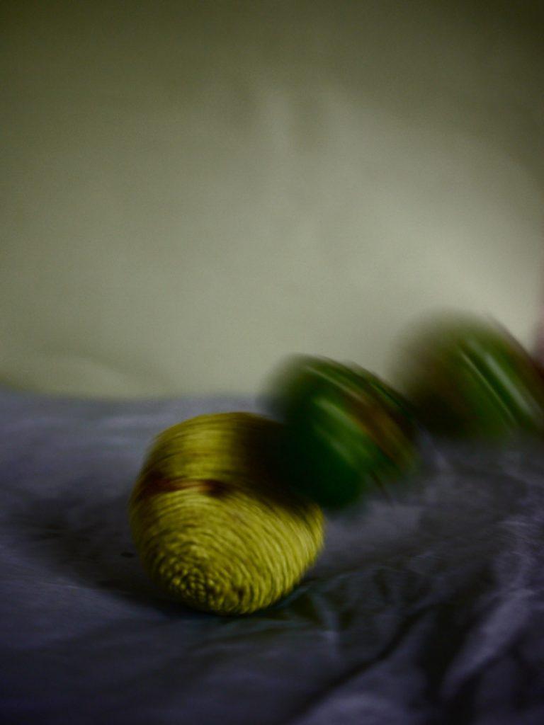 Bracelets LOOM - Design textile by Myriam Balaÿ myriam-balay-vert-768x1024 TOTEM BOTANIQUE L'appartement